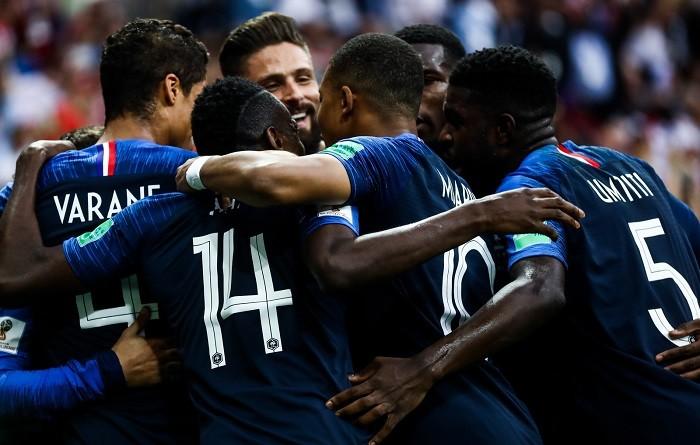 Франция вновь чемпион мира по футболу фото 2