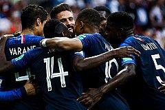 Франция вновь чемпион мира по футболу