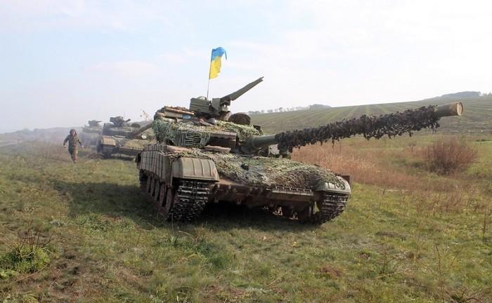 Т-64БВ ВСУ