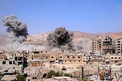 ИГ не уйти! Сирия и Россия возобновили бомбардировку