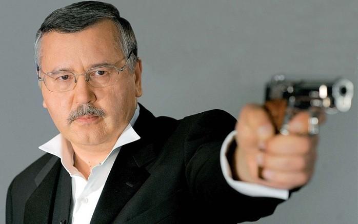 Экс-глава Министерства обороны Украины Анатолий Гриценко. Фото: polittech