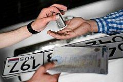 Для регистрации авто в ГИБДД приезжать не надо