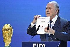 Англия намерена отобрать у Катара проведение ЧМ-2022 по футболу