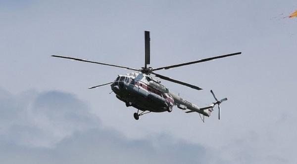 18 человек погибли в крушении вертолёта Ми-8 в Красноярском крае