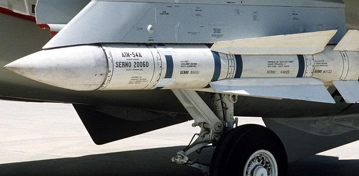Испанский пилот запустил над Эстонией боевую ракету