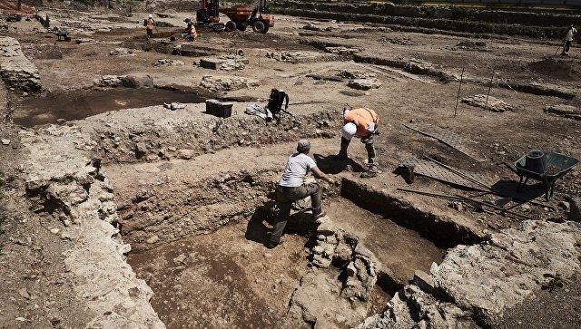 Под Ростовом обнаружен курган времён IV тысячелетия до нашей эры