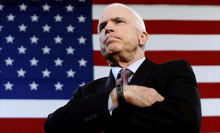 Сенатор США Джон Маккейн. Фото:  rusvesna.su