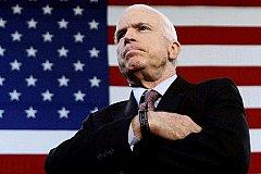 Умер американский конгрессмен Джон Маккейн
