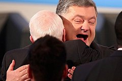 Порошенко: Маккейн герой не только Америки, но и Украины