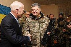 Одну из улиц в Киеве хотят назвать именем Маккейна