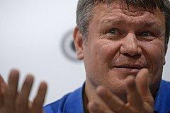 Олег Тактаров: «если спортсмен отвлекается, значит, он волнуется»