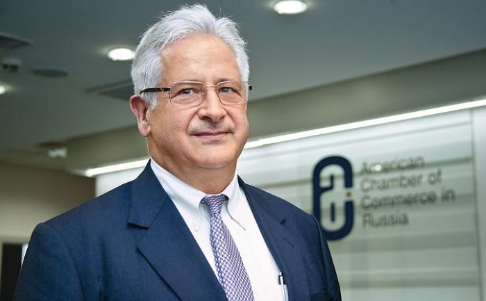 Глава Американской торговой палаты в России (AmCham) Алексис Родзянко. Фото:  bigrussia.org
