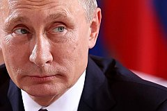 Путин назвал инцидент с российским самолетом Ил-20 случайностью