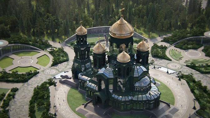 Рядом с главным храмом ВС России мусульмане хотят построить мечеть