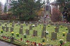 В Польше снова осквернено кладбище советских солдат