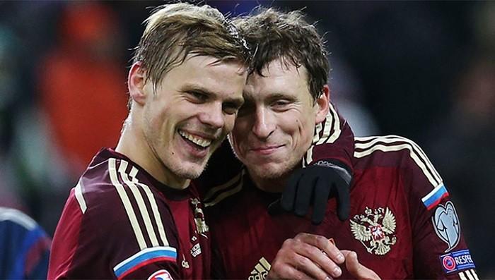 Алесандр Кокорин и Павел Мамаев. Фото: vesti.ru