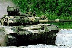 Русский Т-90 самый опасный танк в мире