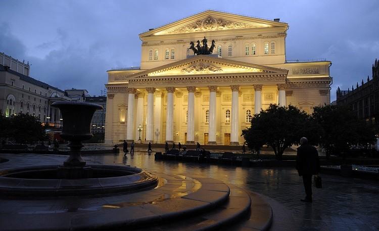 Большой театр. Фото ТАСС