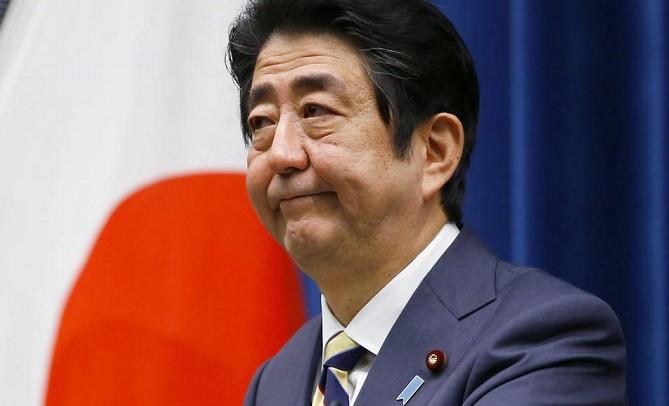 Премьер-министр Японии Синдзо Абэ. Фото: news-front.info