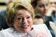 Матвиенко не видит в Совфеде сенаторов с сомнительным прошлым