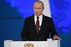Ключевые тезисы Путина в послании Федеральному собранию