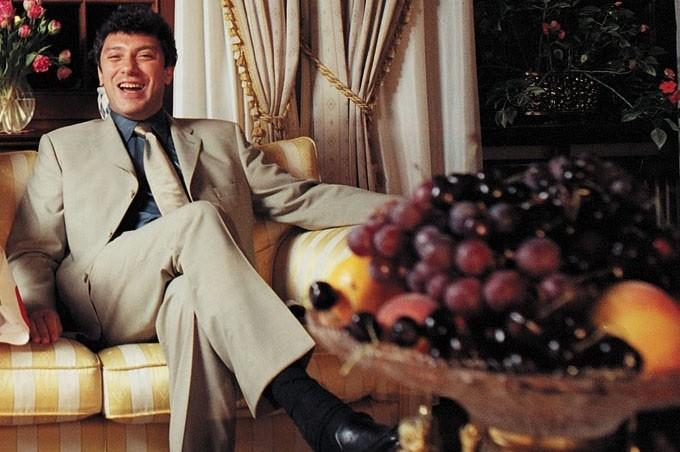 Борис Немцов. Фото: medved-magazine.ru