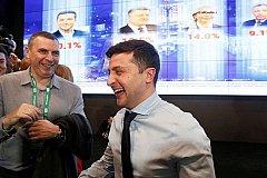 Зеленский ещё комик, но «наехать» на Путина уже готов