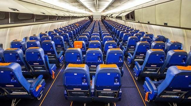 В исполнении для чартеров самолет сможет возить 402 пассажира