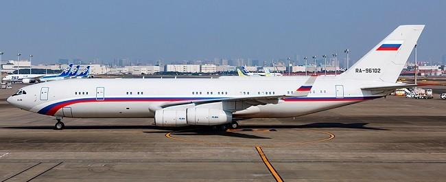 У ИЛ-96-400М фюзеляж удлинен почти на 10 метров