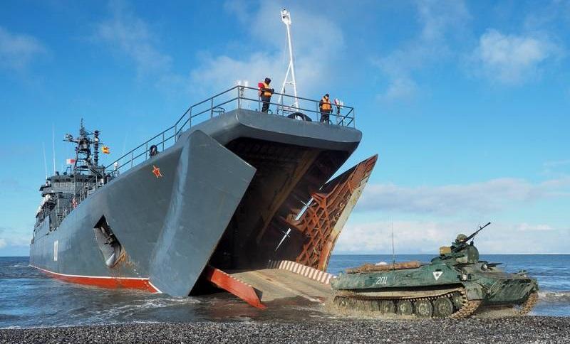 Чем обернётся для ВМФ России отправка на металлолом БДК класса «Носорог»?