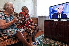 «Волшебники» ВЦИОМ подняли рейтинг Путина до 72%