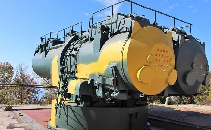 Пусковые установки БРК «Утес». Фото: riafan.ru