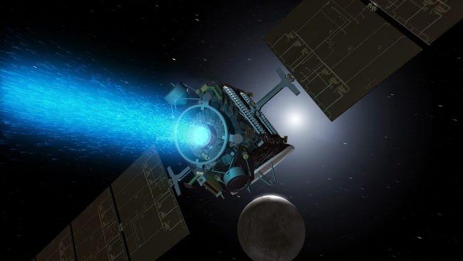 В Петербурге представлен опытный образец ионного космического двигателя фото 2