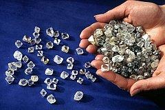 За кражу крупной партии алмазов задержана работница «Алросы»