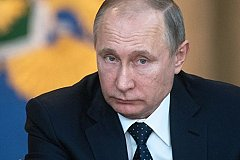 Путин уволил генералов по делу журналиста Голунова