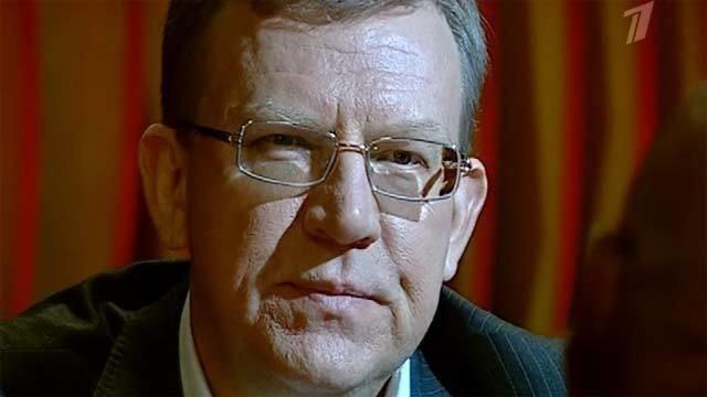 Глава Счетной палаты России Алексей Кудрин. Фото: 1tv.ru