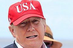 Трамп вернётся на Луну и установит флаг США на Марсе
