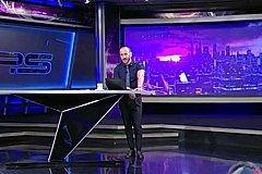 Грузинское дно! Телеведущий Рустави-2 в прямом эфире материт Путина. ВИДЕО