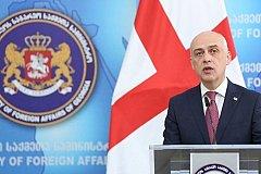 Глава МИД Грузии назвал решение Путина правильным