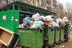 Россиянам предложат оплачивать вывоз мусора по сумме контейнеров