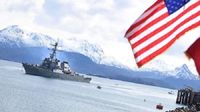 ВМС США ГОТОВЯТ В «АРКТИЧЕСКИЙ ПОХОД» фото 2
