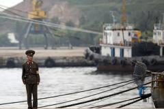 Северная Корея захватила российское рыболовецкое судно