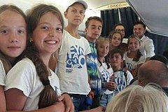 Зеленскому в эконом-классе по пути в Одессу отдохнуть не дали