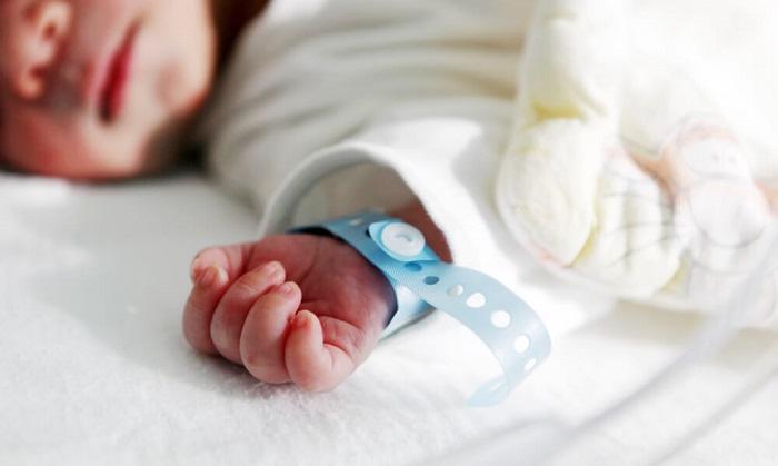 В Балашихе женщина родила четверняшек