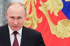 Путина хотели бы видеть президентом после 2024 года 54% россиян