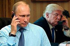 Путин: предложение Трампа по пожарам - залог восстановления отношений