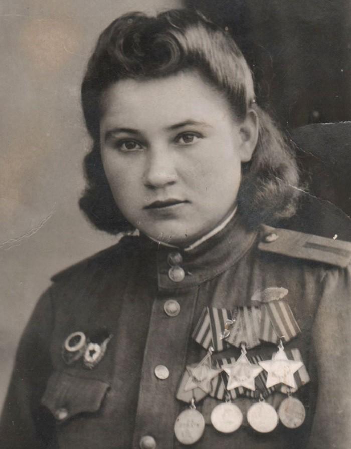 Матрёна Наздрачёва