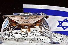 Лунная афера США, израильский зонд на Луне, Голанские высоты и Иерусалим