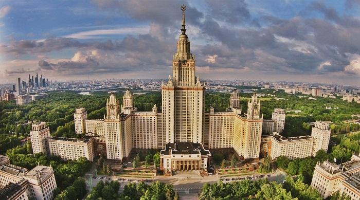 Качество образования МГУ одно из лучших мире