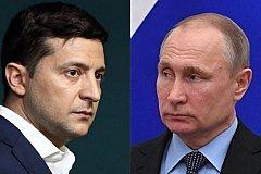 Путин и Зеленский переговорили по телефону